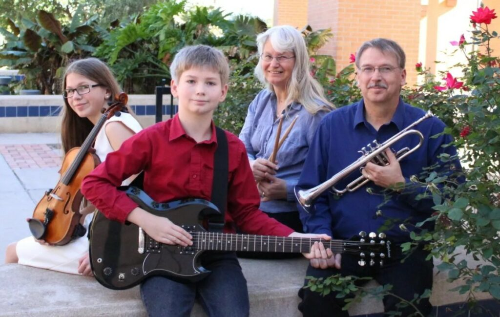 Image of the 'Stones Cry' Family Worship Ministry